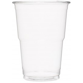 Gobelet Plastique PET Cristal 490 ml Transparent (60 Unités)