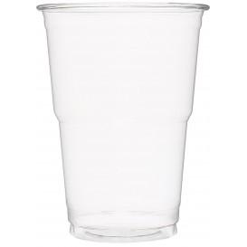 Gobelet Plastique PET Cristal 490 ml Transparent (960 Utés)