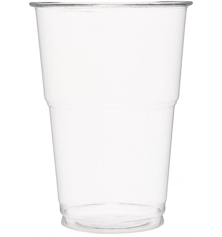 Gobelet Plastique PET Cristal 350ml Transparent (1.150 Utés)