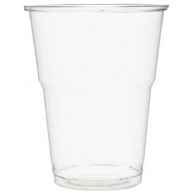 Gobelet Plastique PET Cristal 285ml Transparent (85 Unités)