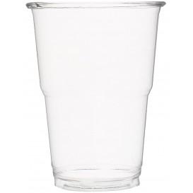 Gobelet Plastique PET Cristal 250ml Transparent (85 Unités)