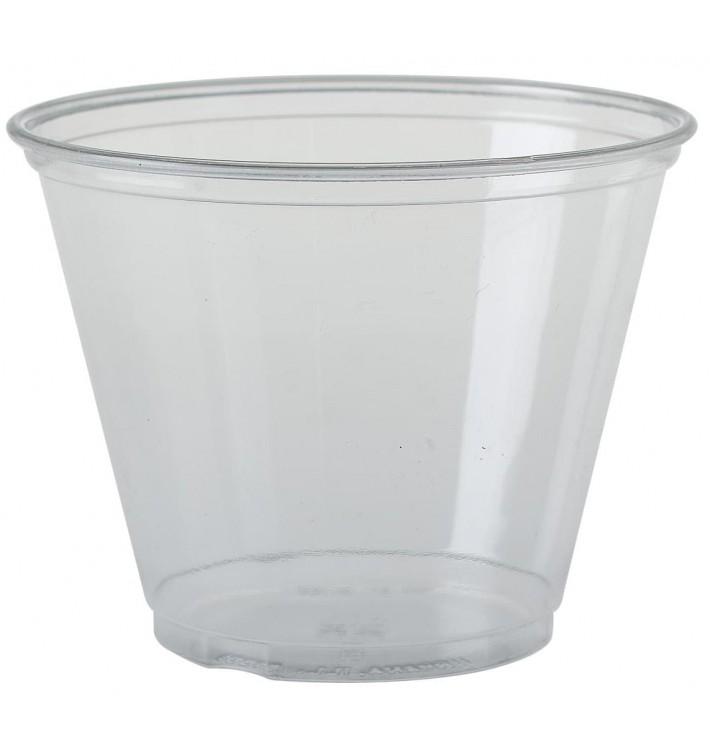 Gobelet PET Cristal Solo® 9Oz/266ml Ø9,2cm (1000 Unités)