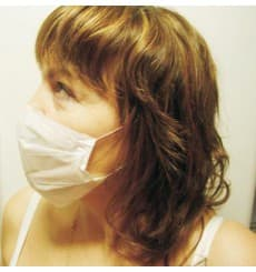 Mascarilla Simple 1 Capa de Papel 100 Uds.