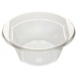 Bol Plastique PS Transparent 300ml (20 unités)