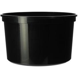 Pot en Plastique Noir 500cc (500 Unités)