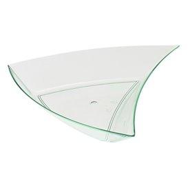 Saucières  Triangle Vert transp.12,5 x 12 x 2cm (576 Utés)