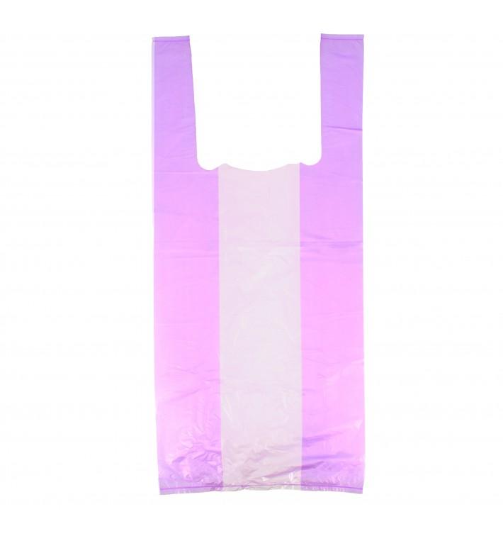 Sac à Bretelles 35x50cm Violet (200 Unités)