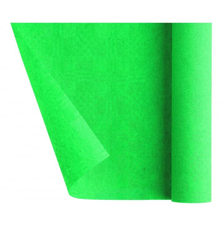Nappe en Papier en Rouleau Vert 1,2x7m (25 Utés)