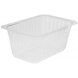 Barquette Plastique THERMO-SCELLABLE 370ml (100Utés)