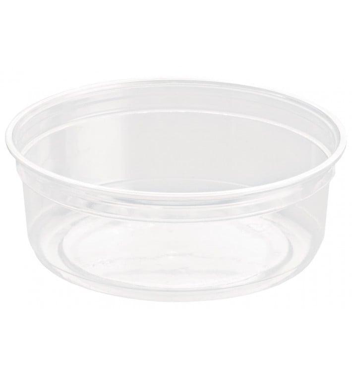 Récipient en Plastique rPET DeliGourmet 8OZ/237ml (50 Utés)