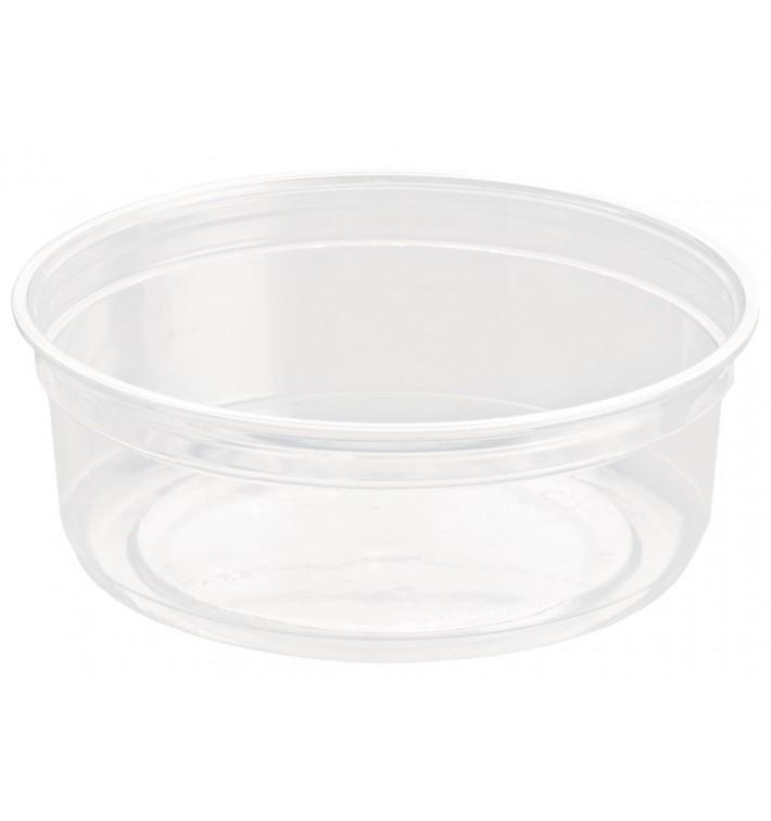 Récipient en Plastique rPET DeliGourmet 8OZ/237ml (500 Utés)