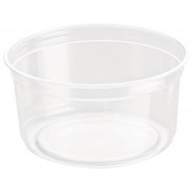 Récipient Plastique rPET DeliGourmet 12OZ/355ml (500 Utés)