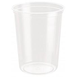 Récipient Plastique rPET DeliGourmet 32Oz/946ml (500 Utés)