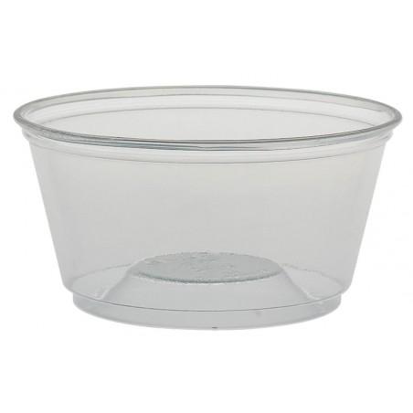 Coupe dessert plastique PET 5oz/150ml (50 Utés)