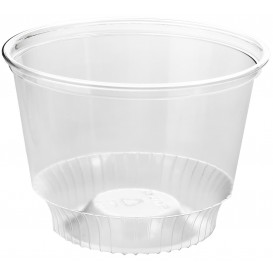 Coupe dessert plastique PET 8oz/240ml  (50 Utés)