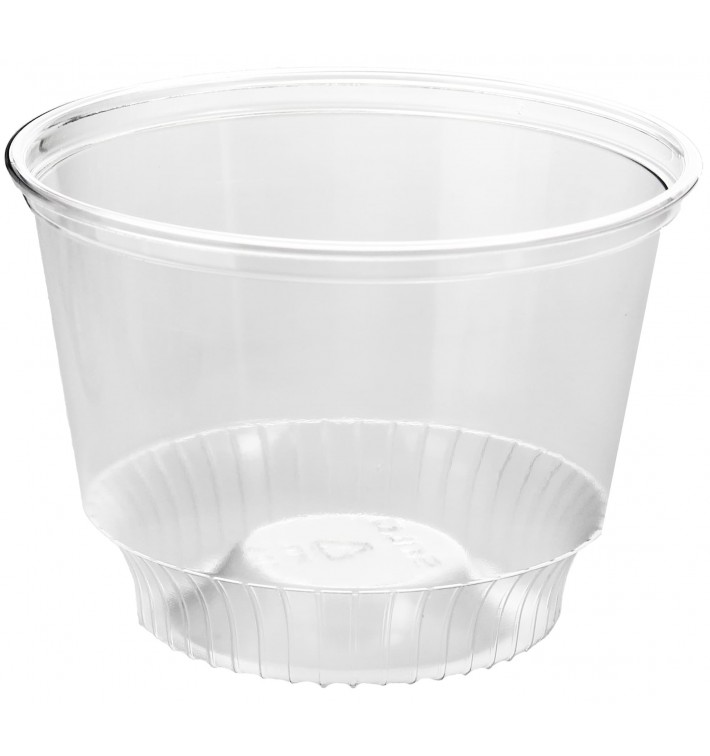 Coupe PET Cristal Solo® 8Oz/240ml Ø9,2cm (50 Unités)