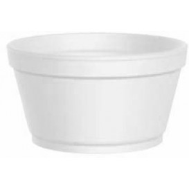 Pot en Foam Blanc 12 OZ/355ml Ø11,7cm (25 Unités)