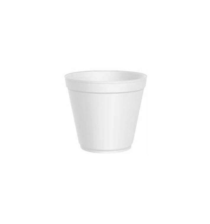 Pot en Foam Blanc 20 OZ/600ml Ø11,7cm (500 Unités)