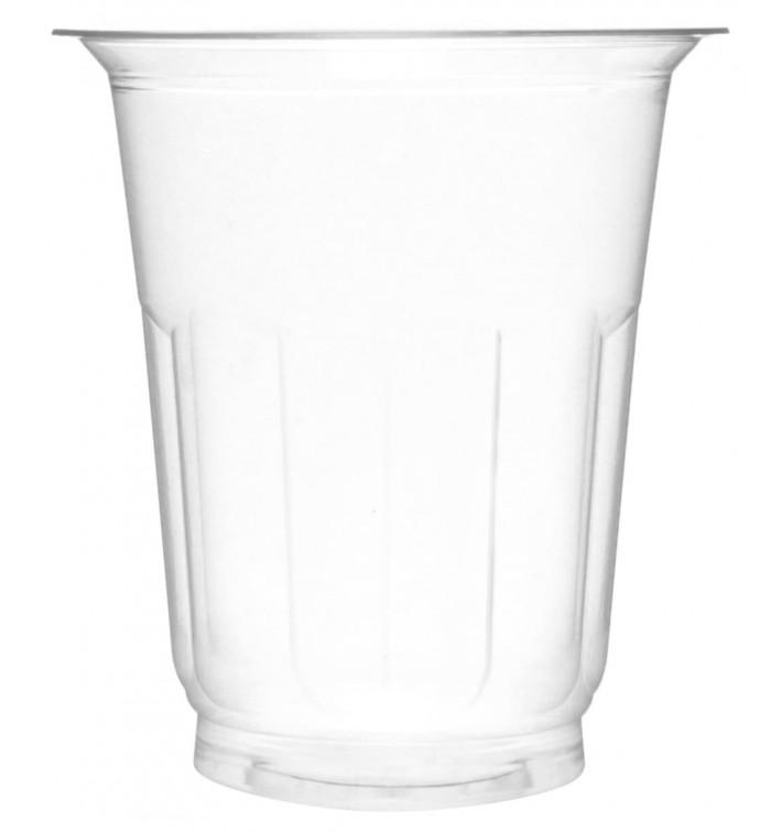 Coupe Plastique PET Cristal 235ml Ø8,1cm (50 Unités)