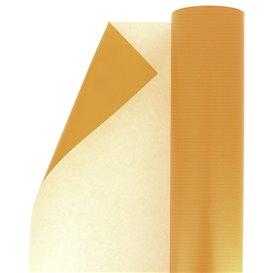 Rouleau de Papier Cadeau Orange (1 Unité)