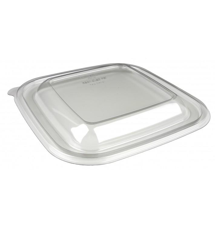 Couvercle Plastique PET pour Bol 120x120x70mm (50 Utés)
