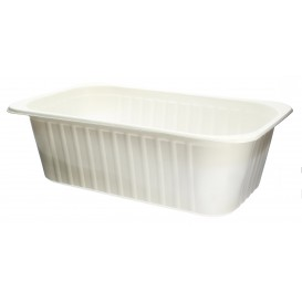 Barquette Thermoscellable GS 1/4 PP 240x136x80mm (20 Utés)