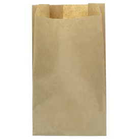 Sac Papier Kraft 12+6x20cm (1000 Unités)