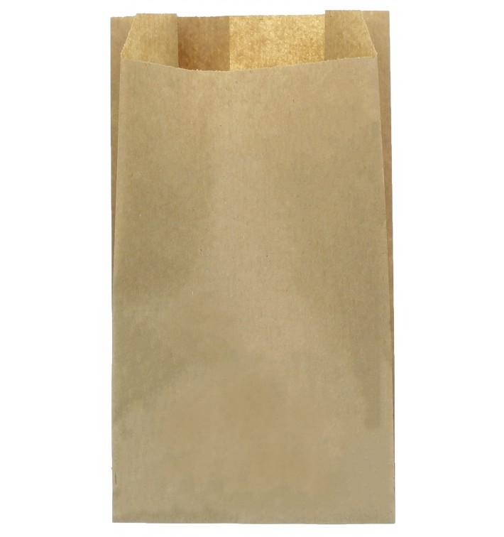 Sac Papier Kraft 18+7x32cm (250 Unités)