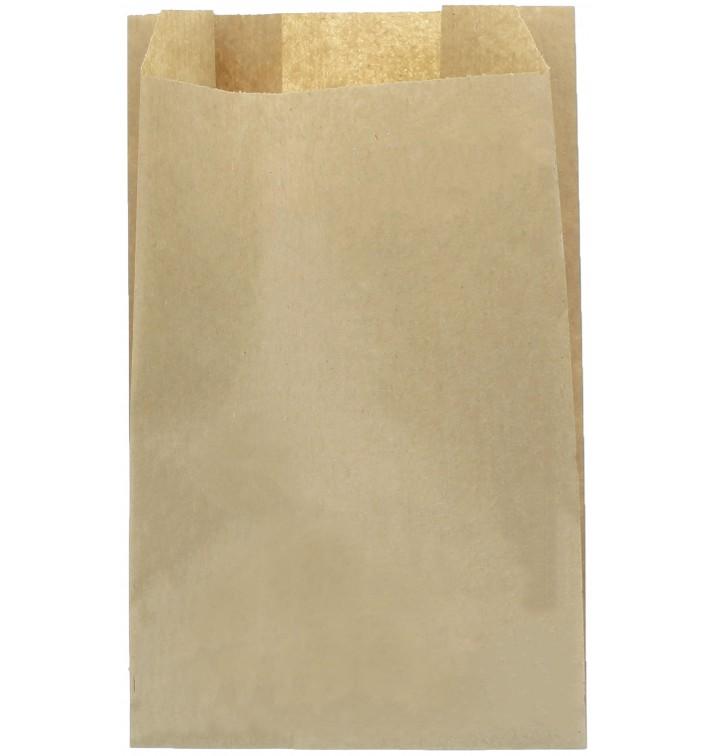 Sac Papier Kraft 30+9x58cm (250 Unités)