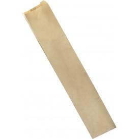 Sac Papier Kraft 9+5x24cm (1000 Unités)