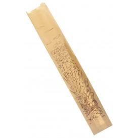 """Sac Papier Kraft """"Siega"""" 9+5x58cm (1000 Utés)"""