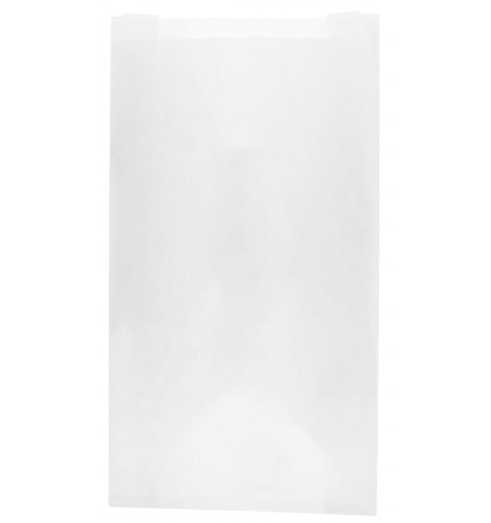 Sac Papier Blanc 12+6x20cm (1.000 Unités)