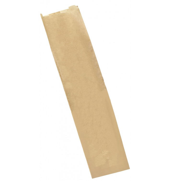 Sac Papier Kraft 9+5x32cm (250 Unités)