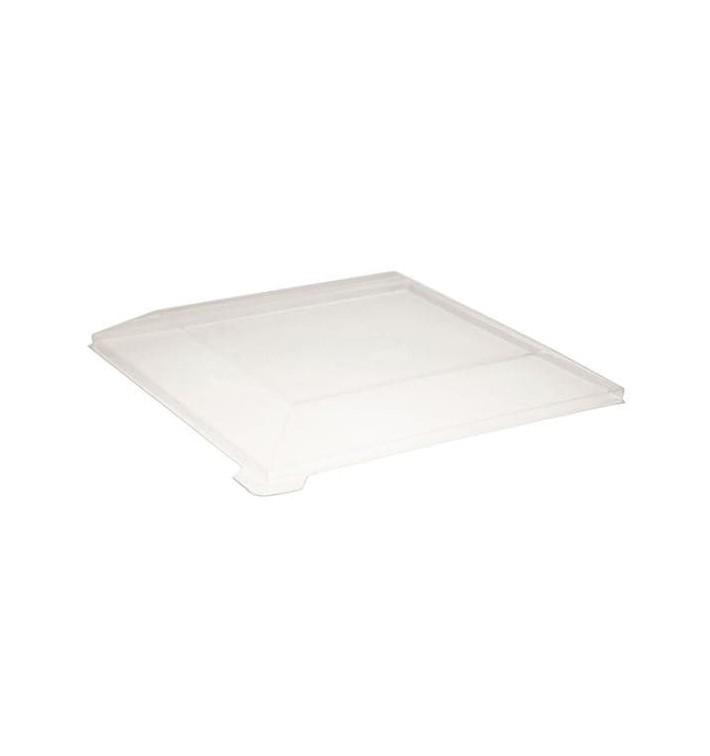 Couvercle Plastique PET 17x17cm (25 Unités)