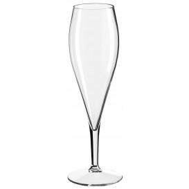 Flûte Réutilisable à Champagne Tritan 375ml (6 Unités)