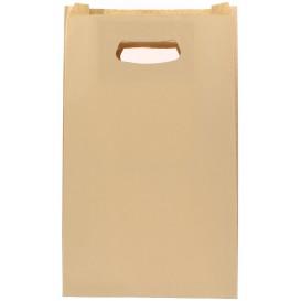 Sac en papier Hawanna Anses Découpées 24+7x37cm (50 Utés)