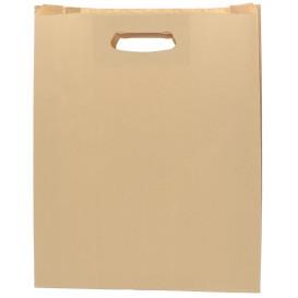 Sac en papier Hawanna Anses Découpées 41+10x42cm (50 Utés)
