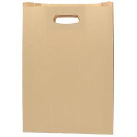 Sac en papier Hawanna Anses Découpées 31+8x42cm (50 Utés)