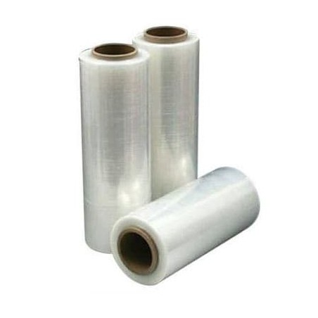 Film Etirable Manuel 500 mm 2,2Kg Transparent (6 Rouleaux)