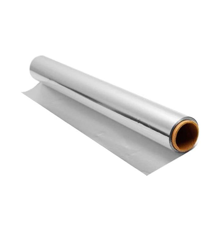 Rouleau Aluminium 30 cm x 50 mètres 11 microns (40 Utés)