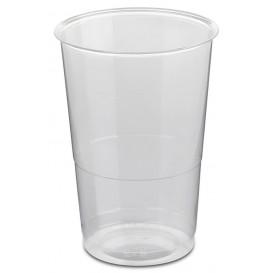Gobelet Plastique Emballé PS Cristal 250ml (50 Utés)