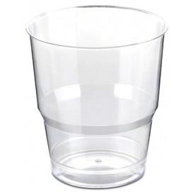 Gobelet Plastique Emballé PS Cristal Dur 250ml (1000 Utés)