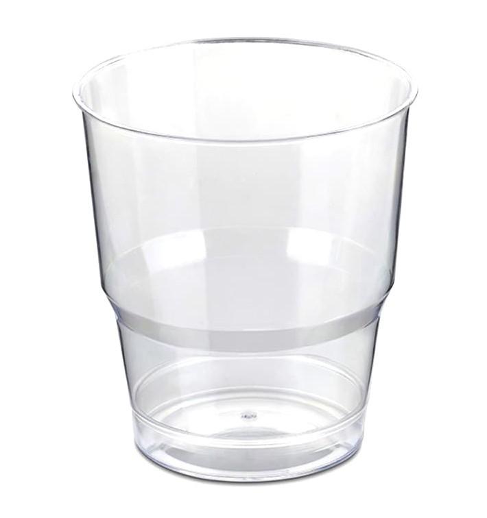 Gobelet Plastique PS Cristal Dur 250ml (1000 Utés)