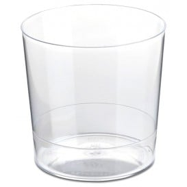 Gobelet Plastique PS Cristal Dur 330ml (510 Utés)