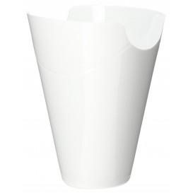 "Boîte Dégustation ""Click-Clack"" PP Blanc 80ml (400 Utés)"