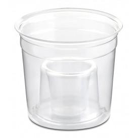 """Gobelet Plastique """"Shot Bomb"""" PS Cristal 250ml (1000 Utés)"""
