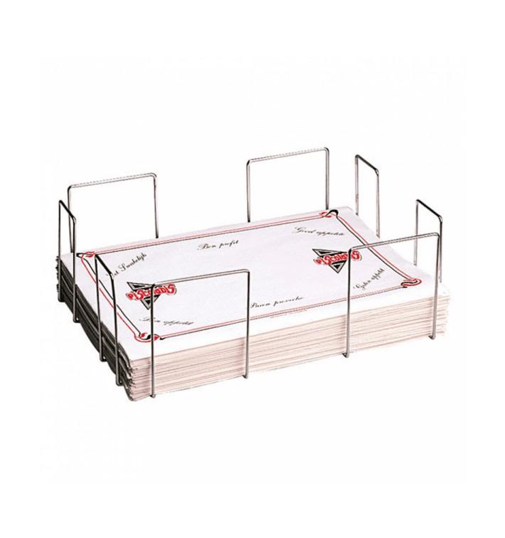 Distributeur de Sets de Table 33,5x45,5x15cm (1 Uté)