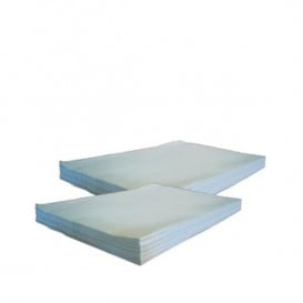 Papier Mousseline Blanc de 60x43cm 19g (800 Utés)