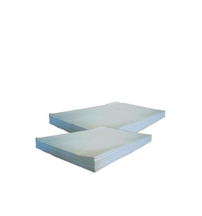 Papier Mousseline Blanc de 30x43cm 22g (800 Utés)