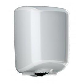 Distributeur Essuie-Tout Dévidage Central ABS Blanc (1 Uté)
